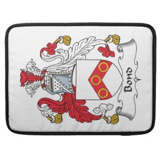 Escudo en enlace de la familia fundas macbook pro