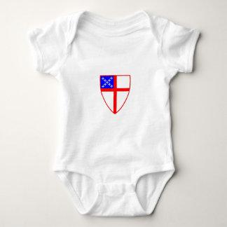 Escudo episcopal polera