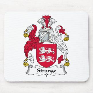 Escudo extraño de la familia alfombrilla de raton