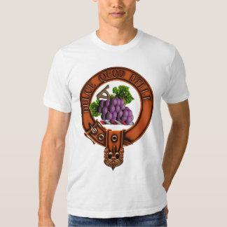 Escudo extraño y Targe de la familia del clan Camisas