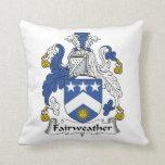 Escudo Fairweather de la familia Cojin