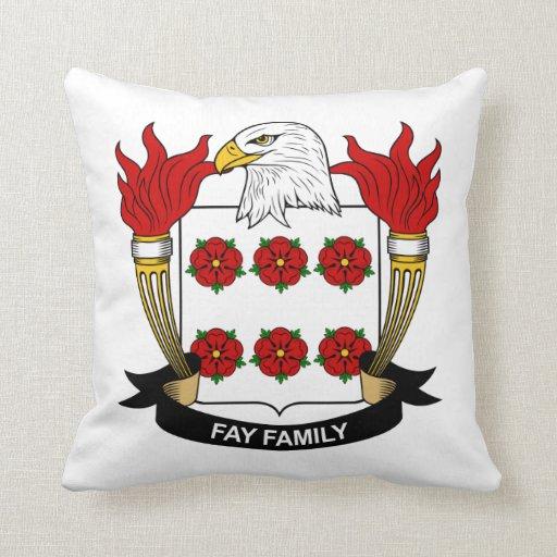 Escudo Fay de la familia Cojín
