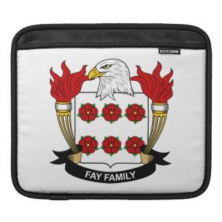 Escudo Fay de la familia Mangas De iPad