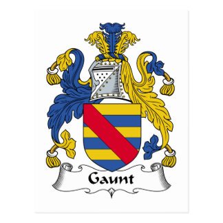 Escudo flaco de la familia postal