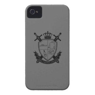 Escudo Funda Para iPhone 4 De Case-Mate