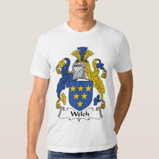 Escudo galés de la familia camisas