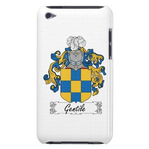 Escudo gentil de la familia iPod touch Case-Mate protector