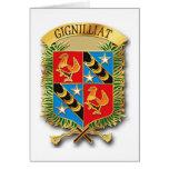 Escudo - Gignilliat leído 004 Felicitación