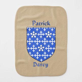 Escudo heráldico de Darcy Paños De Bebé