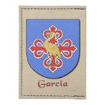 Escudo histórico de la familia de García Tarjeteros Tyvek®