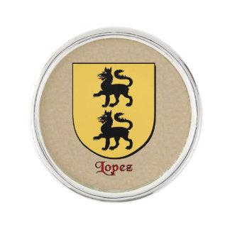 Escudo histórico de López Pin