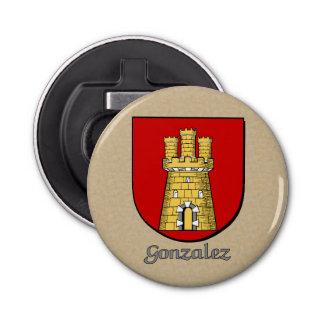 Escudo histórico de los brazos de Gonzalez Abrebotellas Redondo