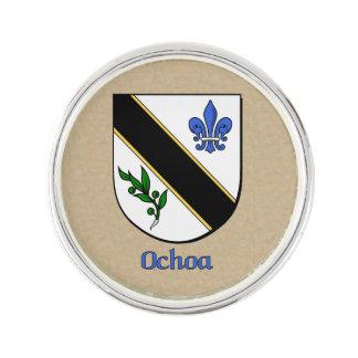 Escudo histórico de Ochoa Pin
