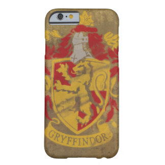 Escudo HPE6 de Gryffindor Funda Barely There iPhone 6