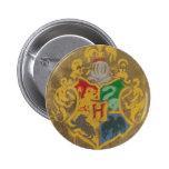 Escudo HPE6 de Hogwarts Pin Redondo 5 Cm