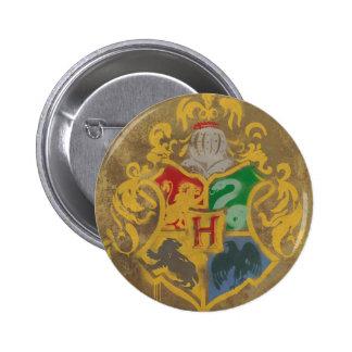 Escudo HPE6 de Hogwarts Pin Redondo De 2 Pulgadas
