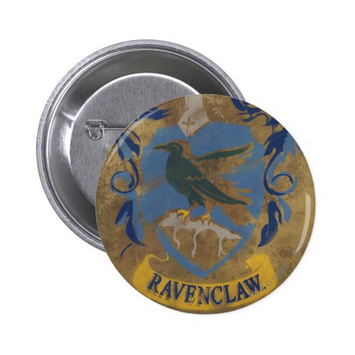 Escudo HPE6 de Ravenclaw Pin Redondo 5 Cm