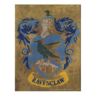Escudo HPE6 de Ravenclaw Postales