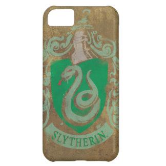 Escudo HPE6 de Slytherin Funda Para iPhone 5C