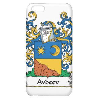 Escudo i de la familia de Avdeev