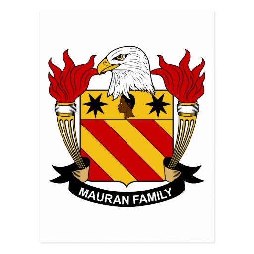Escudo inconformista de la familia postal