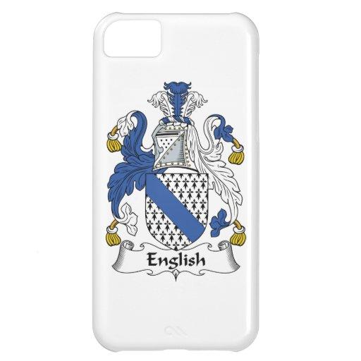 Escudo inglés de la familia