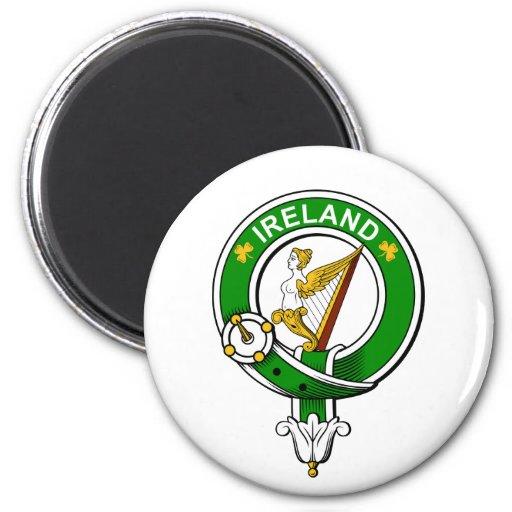 Escudo irlandés iman