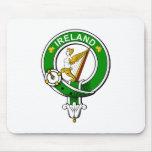 Escudo irlandés tapete de ratones