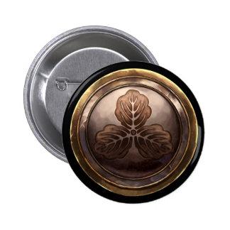 Escudo japonés (Kamon) Pin