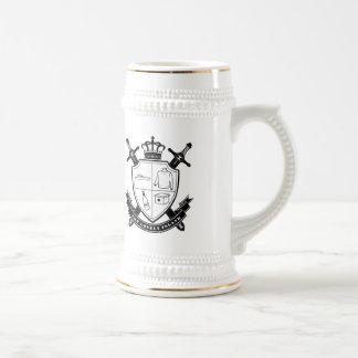 Escudo Jarra De Cerveza