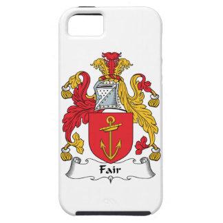 Escudo justo de la familia iPhone 5 Case-Mate cárcasa