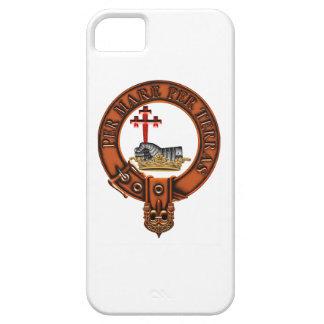 ¡Escudo MacDonald del clan del caso del iPhone 5 d iPhone 5 Case-Mate Protectores