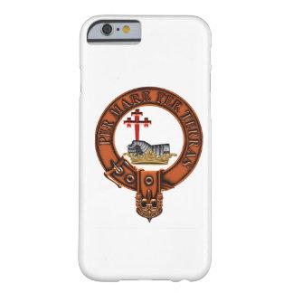 ¡Escudo MacDonald del clan del caso del iPhone 6 Funda De iPhone 6 Barely There