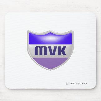Escudo Mousepad - blanco de MyVirtualKingdom