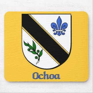 Escudo Mousepad de la familia de Ochoa