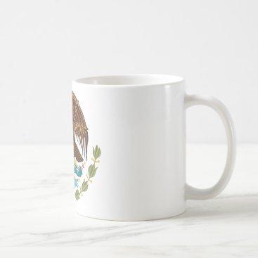 Escudo Nacional de México - Mexican Emblem Coffee Mug