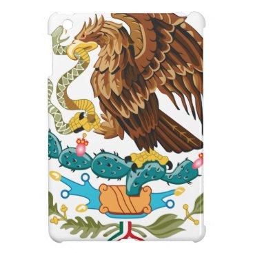 Escudo Nacional de México - Mexican Emblem iPad Mini Covers