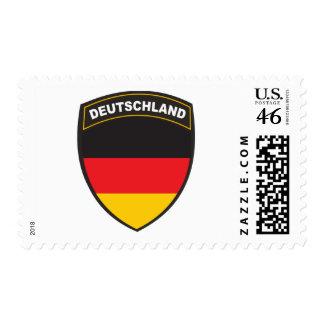 Escudo negro Deutschland