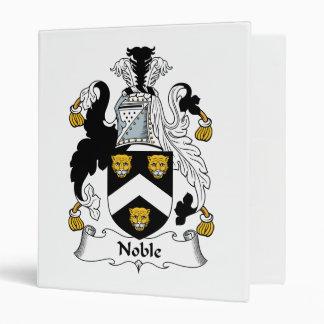 Escudo noble de la familia