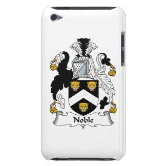 Escudo noble de la familia Case-Mate iPod touch fundas