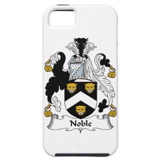 Escudo noble de la familia iPhone 5 cobertura