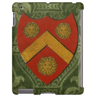 Escudo noble V Funda Para iPad
