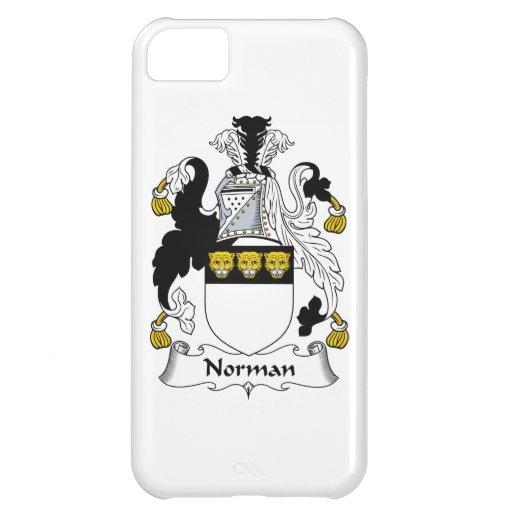 Escudo normando de la familia funda para iPhone 5C
