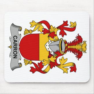 Escudo oleocalcáreo de la familia alfombrillas de ratones