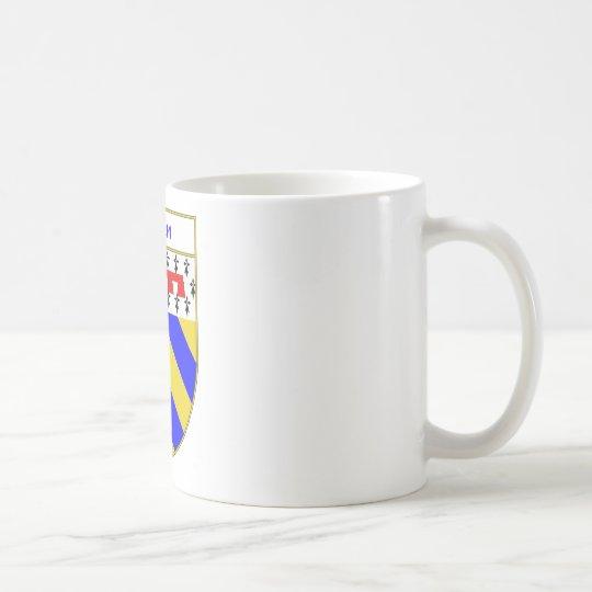 Escudo pagano del escudo de armas/de la familia taza de café