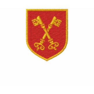Escudo pontifical - pontificio de Stemma Polo Bordado
