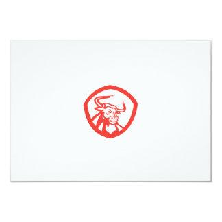 Escudo principal de Bull del fonolocalizador de Comunicado Personalizado
