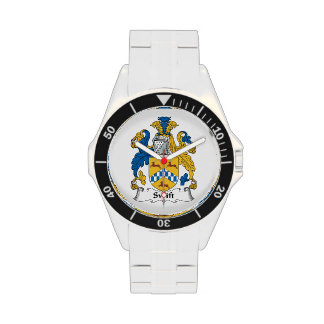 Escudo rápido de la familia relojes de mano