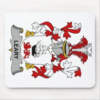 Escudo receloso de la familia alfombrillas de raton