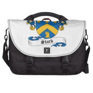 Escudo rígido de la familia bolsas para portatil